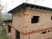 Novostavba Jarcová - SATJAM Roof SM35 ČR RR33